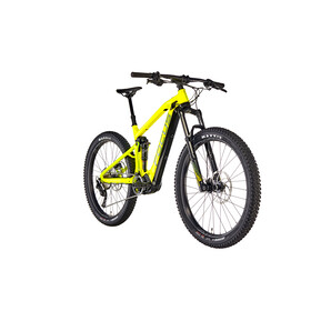 FOCUS Jam² 6.7 Plus E-MTB fullsuspension grøn